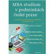 MBA studium v podmínkách české praxe - Elektronická kniha