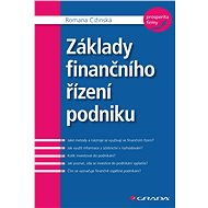 Základy finančního řízení podniku - Romana Čižinská
