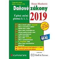 Daňové zákony 2019 - Elektronická kniha