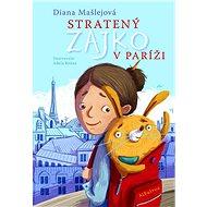 Stratený zajko v Paríži - Elektronická kniha