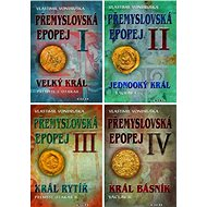 Přemyslovská epopej I.–IV. za výhodnou cenu - Elektronická kniha