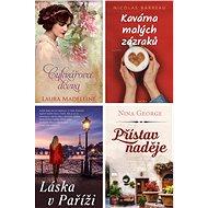 4 romány pro ženy za výhodnou cenu - Elektronická kniha
