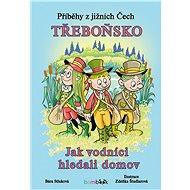 Příběhy z jižních Čech - Třeboňsko - Elektronická kniha