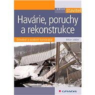 Havárie, poruchy a rekonstrukce - Elektronická kniha