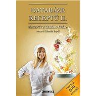 Databáze receptů II. - Elektronická kniha