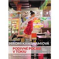 Podivné počasí v Tokiu - Elektronická kniha