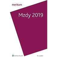 MERITUM Mzdy 2019 - Elektronická kniha