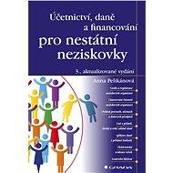 Účetnictví, daně a financování pro nestátní neziskovky - Elektronická kniha