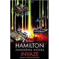 Pandořina hvězda - Invaze - Elektronická kniha