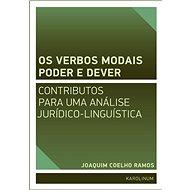 Os verbos modais poder e dever - Elektronická kniha