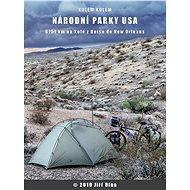 Kolem kolem národních parků USA - Elektronická kniha