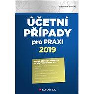 Účetní případy pro praxi 2019 - Elektronická kniha