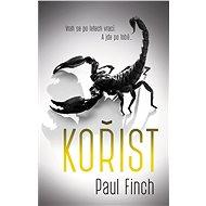 Kořist - Paul Finch, 360 stran