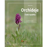 Orchideje České republiky - Elektronická kniha