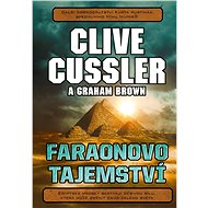 Faraonovo tajemství - Clive Cussler, 336 stran