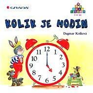Kolik je hodin - Elektronická kniha