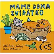 Máme doma zvířátko - Elektronická kniha