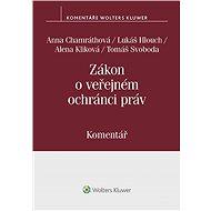 Zákon o veřejném ochránci práv (zák. č. 349/1999 Sb.). Komentář - Elektronická kniha