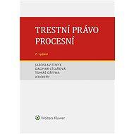 Trestní právo procesní - 7., aktualizované vydání - Elektronická kniha