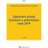 Zdaňování příjmů fyzických a právnických osob 2019 - Elektronická kniha