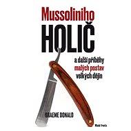Mussoliniho holič - Elektronická kniha