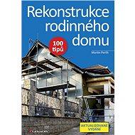 Rekonstrukce rodinného domu - Elektronická kniha