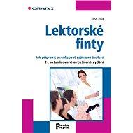 Lektorské finty - Elektronická kniha