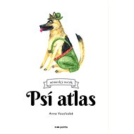Psí atlas - Elektronická kniha