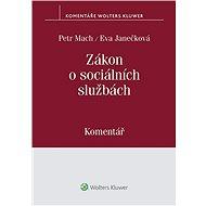 Zákon o sociálních službách - Elektronická kniha