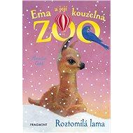 Ema a její kouzelná zoo - Roztomilá lama - Elektronická kniha