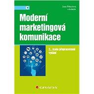 Moderní marketingová komunikace - Elektronická kniha