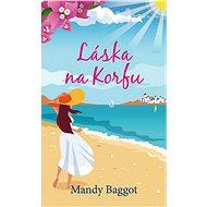 Láska na Korfu - Elektronická kniha