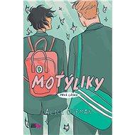 Motýliky - Prvá láska (SK) - Elektronická kniha