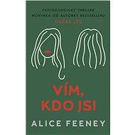 Vím, kdo jsi - Alice Feeney, 304 stran