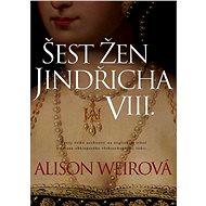 Šest žen Jindřicha VIII. - Elektronická kniha