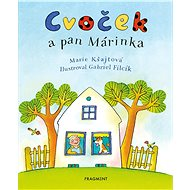 Cvoček a pan Márinka - Elektronická kniha