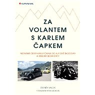 Za volantem s Karlem Čapkem - Elektronická kniha
