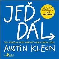 Jeď dál - Austin Kleon, 224 stran