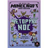 Minecraft Kroniky Woodswordu 2 - Noc netopýrů - kolektiv, 144 stran