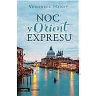 Noc v Orient expresu - Elektronická kniha