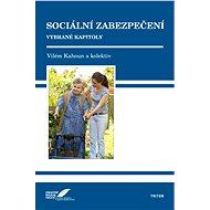 Sociální zabezpečení - Elektronická kniha