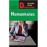 Homunkulus - Elektronická kniha