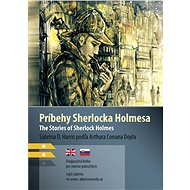 The stories of Sherlock Holmes B1/B2 - Elektronická kniha