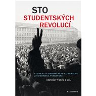 Sto studentských revolucí - Elektronická kniha
