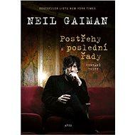 Postřehy z poslední řady - Neil Gaiman, 496 stran