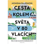 Cesta kolem světa v 80 vlacích - Elektronická kniha
