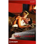 Láska v závějích - Elektronická kniha