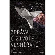 Zpráva o životě vesmířanů - Elektronická kniha
