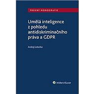 Umělá inteligence z pohledu antidiskriminačního práva a GDPR - Elektronická kniha