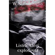 Lístek, který explodoval - Elektronická kniha